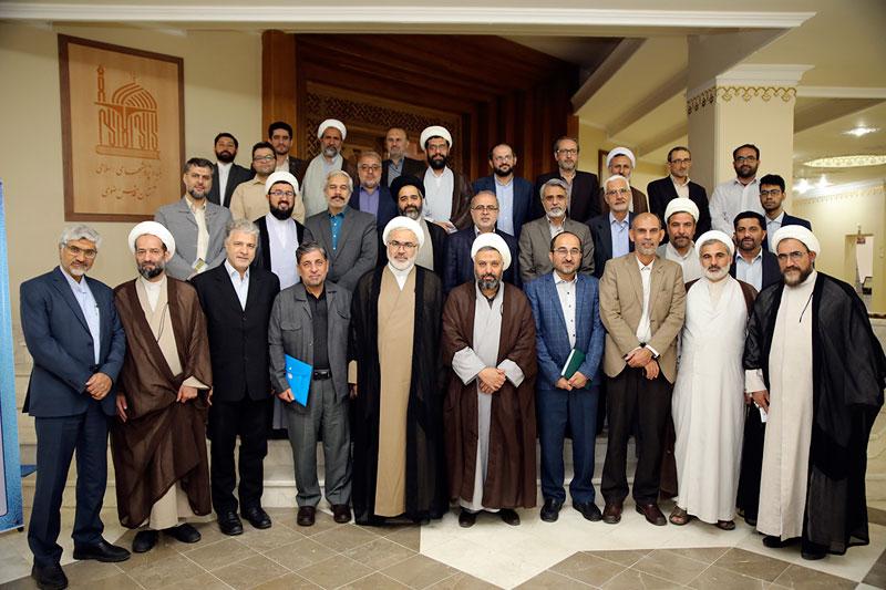 mashhad98033020 - گزارش تصویری پنجمین نشست اساتید منتخب علوم انسانی اسلامی