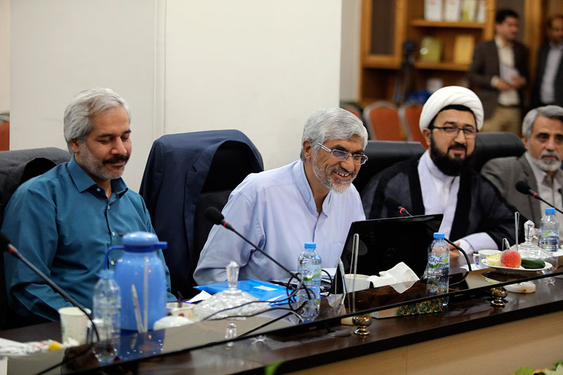 mashhad98033025 - گزارش تصویری پنجمین نشست اساتید منتخب علوم انسانی اسلامی