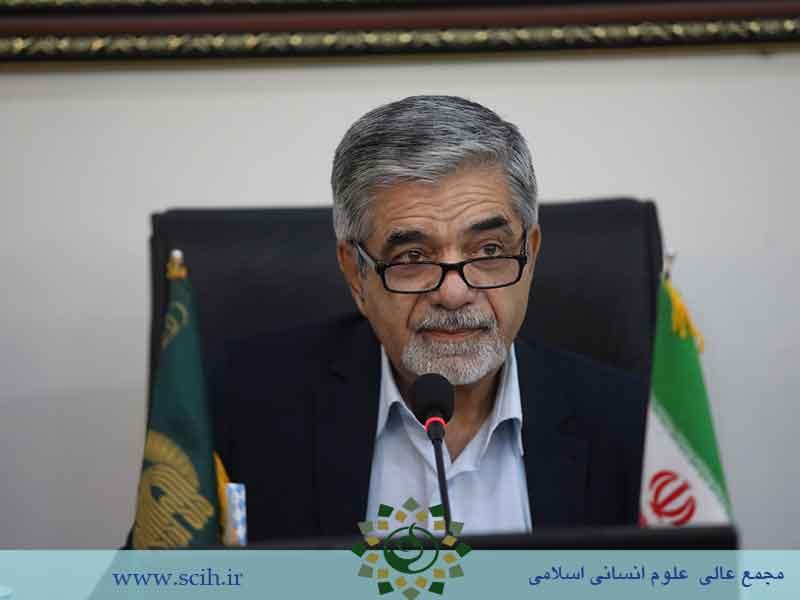 12 - گزارش تصویری ششمین نشست اساتید منتخب علوم انسانی اسلامی