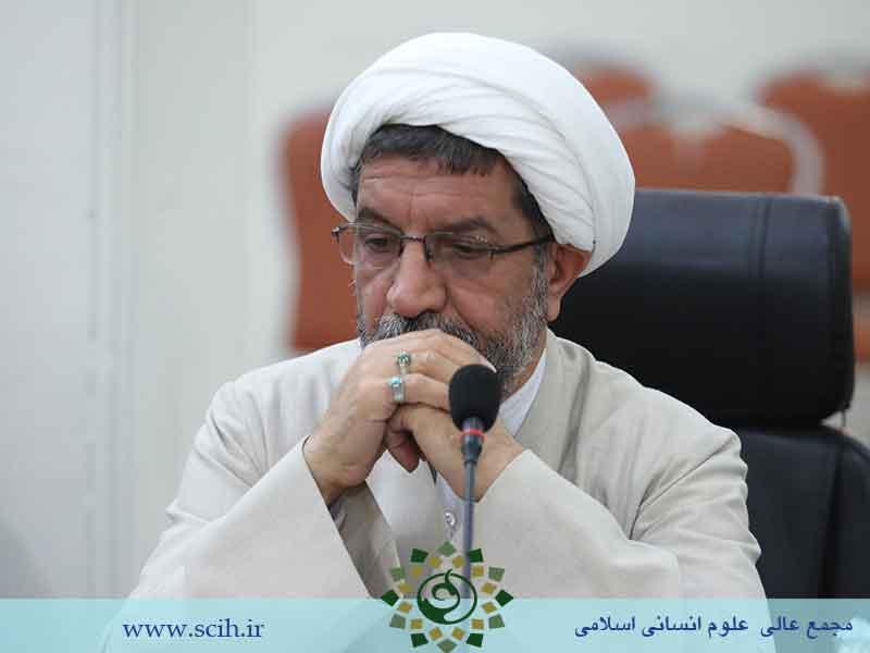 2 - گزارش تصویری ششمین نشست اساتید منتخب علوم انسانی اسلامی
