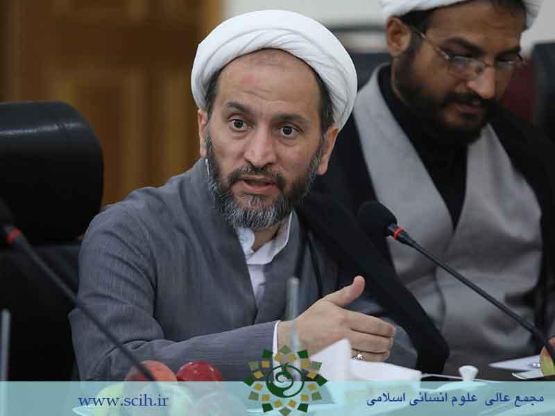 5 - گزارش تصویری ششمین نشست اساتید منتخب علوم انسانی اسلامی