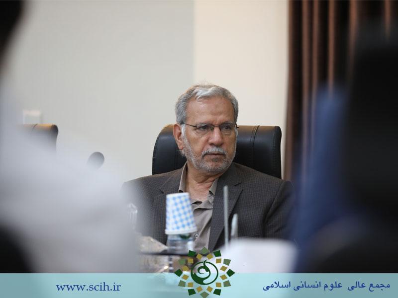 neshast69807151 - گزارش تصویری ششمین نشست اساتید منتخب علوم انسانی اسلامی