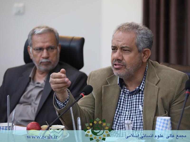neshast69807152 - گزارش تصویری ششمین نشست اساتید منتخب علوم انسانی اسلامی